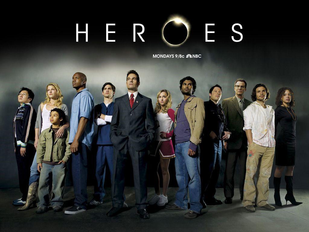 La cadena estadounidense NBC ha decidido resucitar la serie Héroes